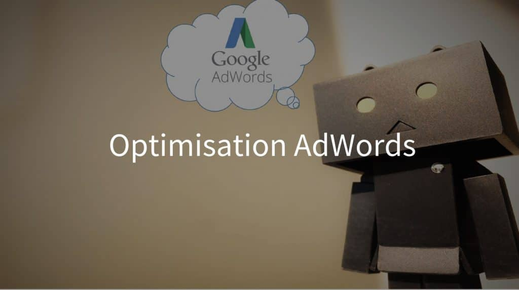 Comment optimiser ses campagnes Adwords