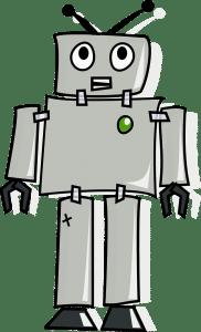 Un chatbot est un service utilisant des règles informatiques et parfois aussi l'intelligence artificielle afin d'interagir avec toi sur une plateforme de chat.