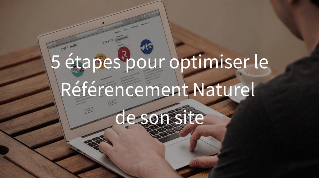 Optimier le référencement naturel de son site