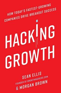 Hacking Growth - Sean Ellis - livre