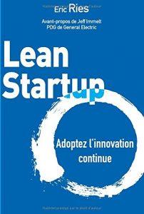 Lean Startup - Eric Ries - livre