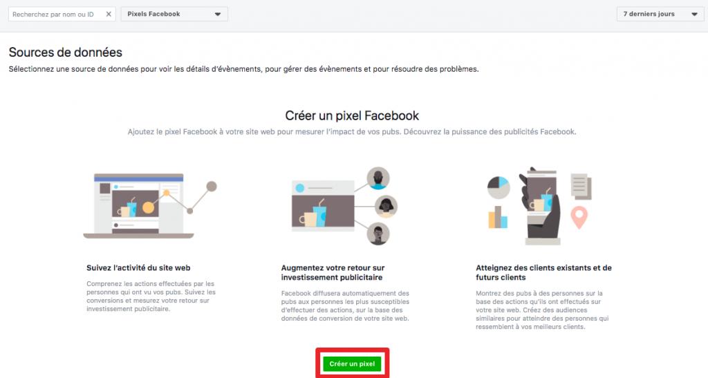 pixel Facebook 1