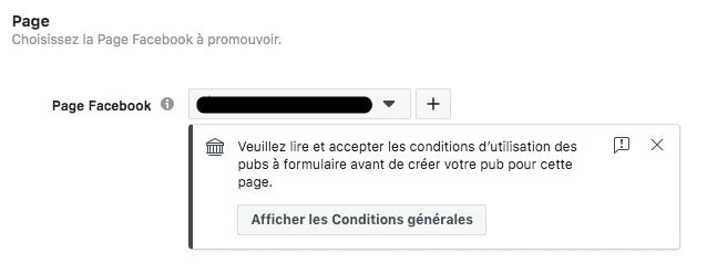 conditions lead ads